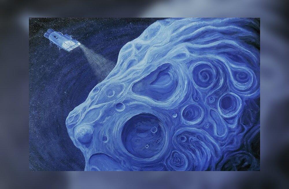 Kosmoses algab aegade suurim aardejaht