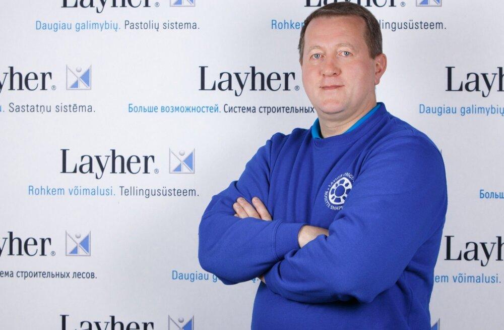 Leedu ettevõtte juht Viktor Vorontsov on pettunud, et e-riigina reklaamitavas Eestis nõutakse hulganisti dokumente.