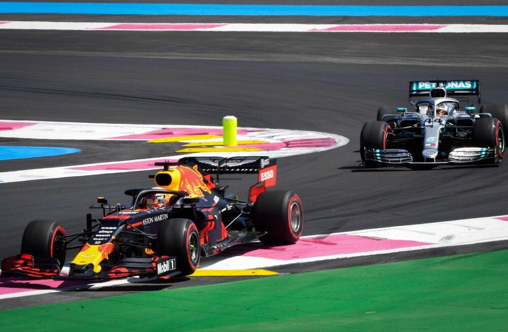 Verstappen astus Vetteli saagas kohtunike kaitseks välja