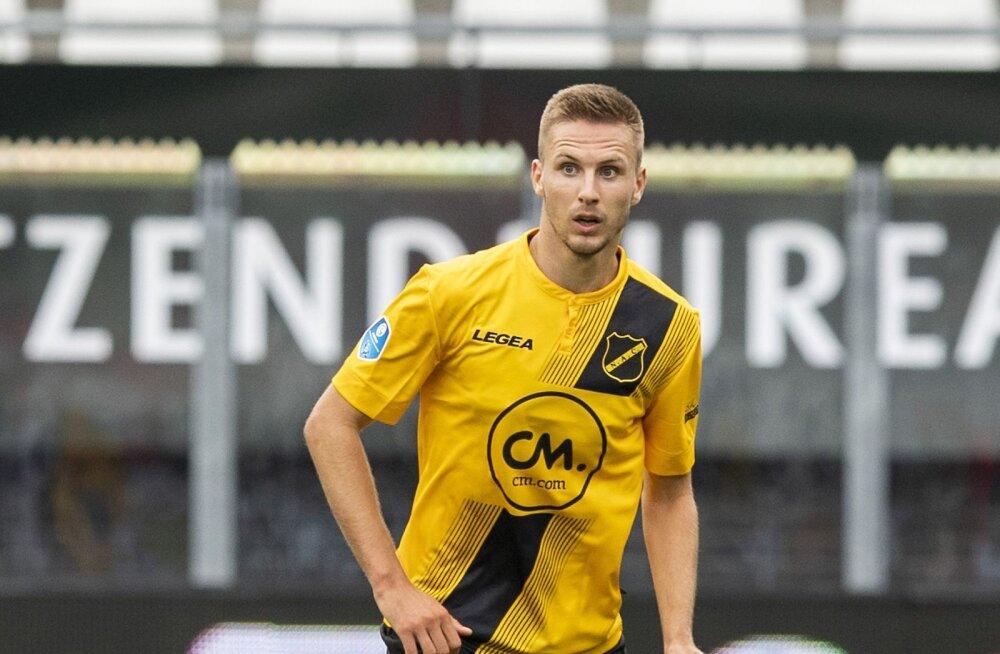 Karol Mets valiti Hollandi kõrgliiga vooru sümboolsesse koosseisu