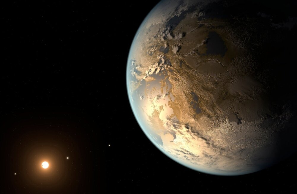 SPACE-EARTH/PLANET