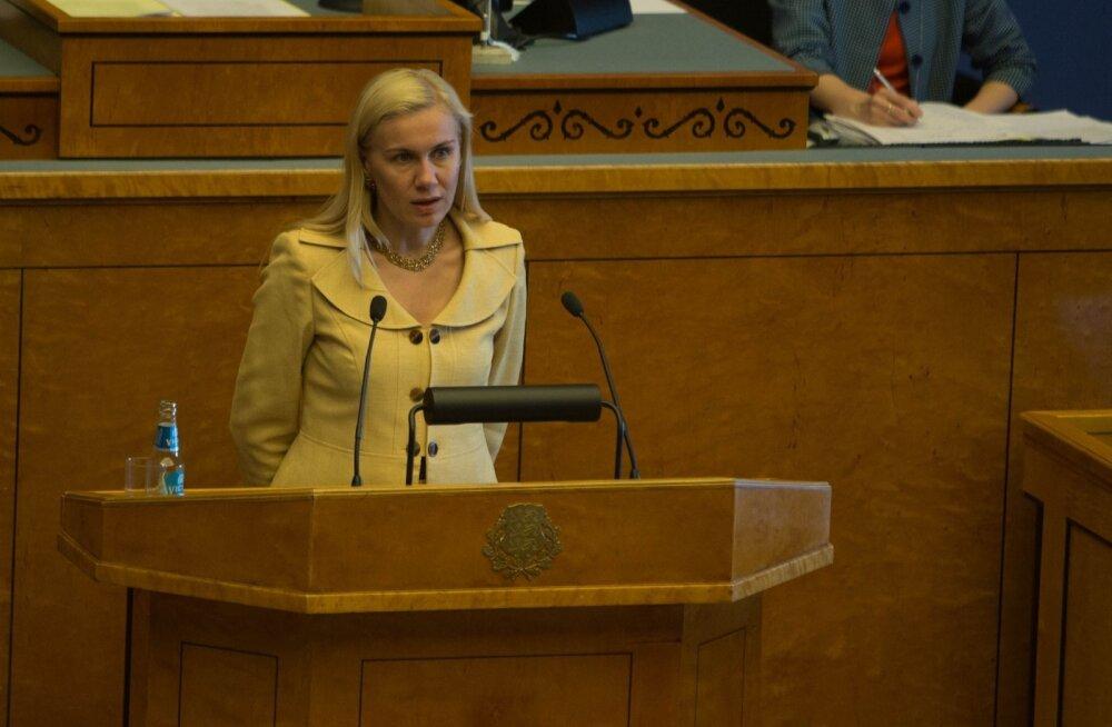 Taavi Rõivase umbusaldushääletus riigikogus