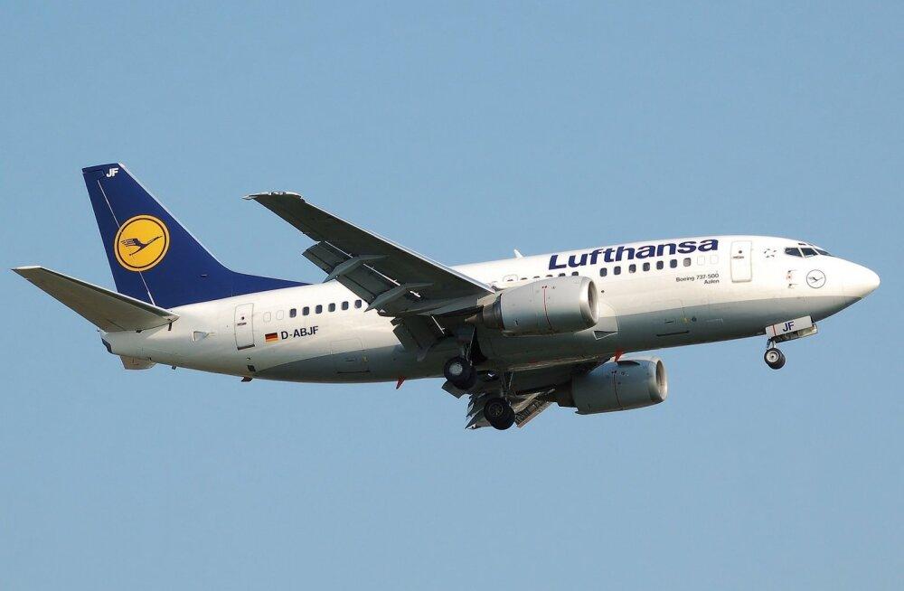 Täna on viimane päev kasutada Lufthansa musta reede sooduskoodi: vaata hindu ja vali oma reis välja!