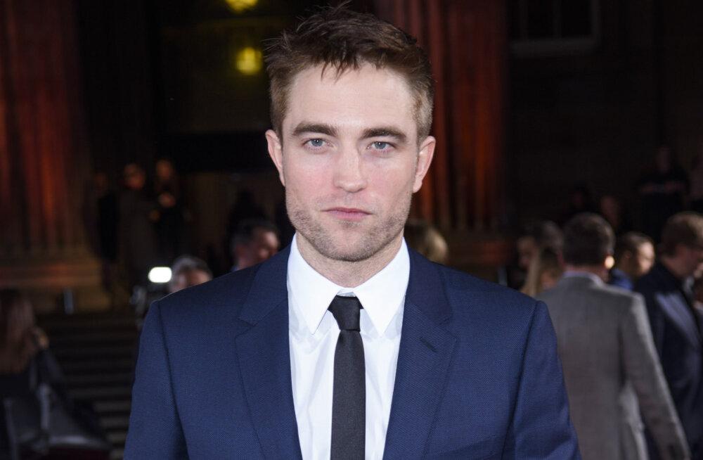 """""""Bond 25"""" endine režissöör: Robert Pattinson peaks olema järgmine James Bond!"""