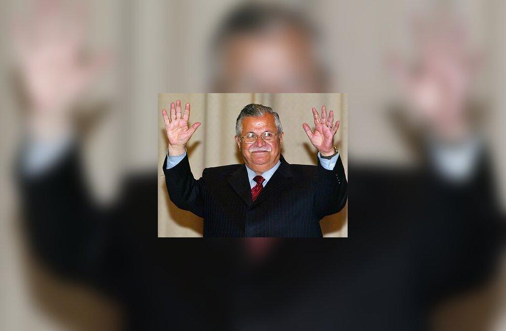 Jalal Talabani