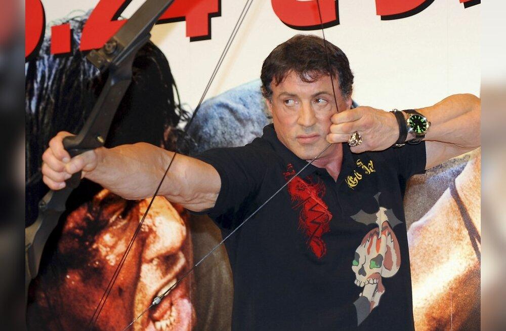 VIDEO: Unusta Stallone! Õige Rambo elab Bosnias!