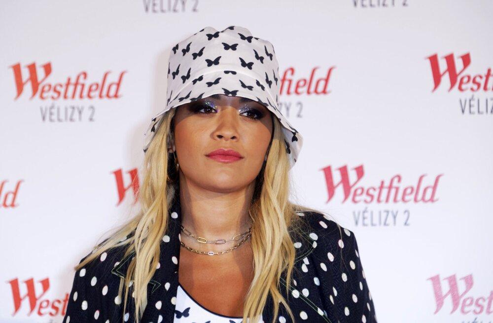 KLÕPS | Lauljanna Rita Ora postitas emast südamliku foto: olen su üle nii uhke