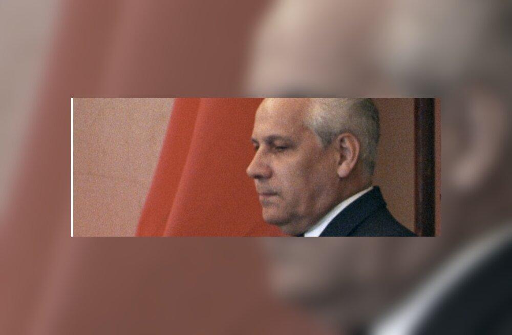 Suri Nõukogude Liidu ülemnõukogu viimane esimees Anatoli Lukjanov