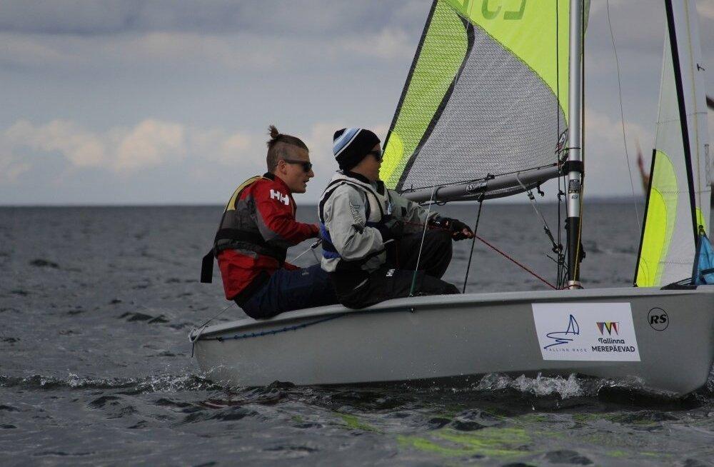 Daimar Pall ja Jorgen Kuivonen