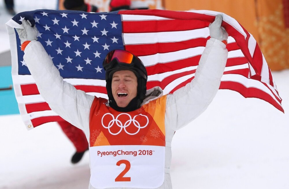 Shaun White'i olümpial saavutatud tulemusi ei peaks hindama vabal ajal korda saadetud tegude järgi.