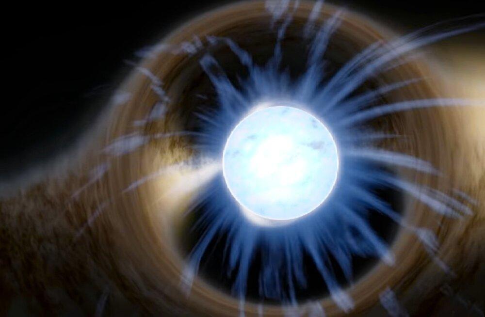Neutroni mõõtmine aitab mõista, miks koosneb maailm ainest