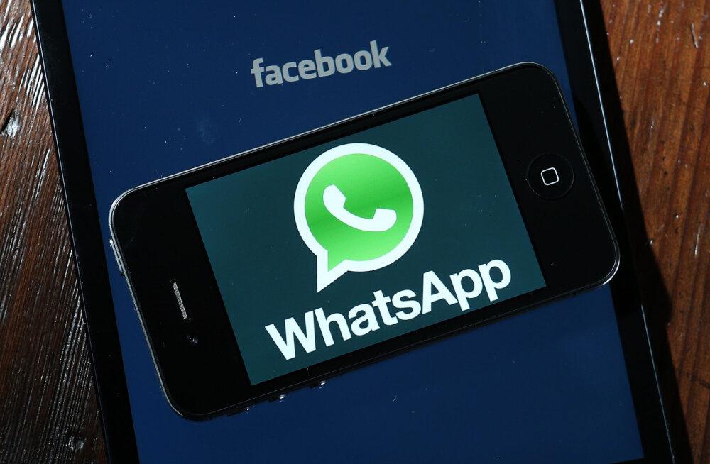 Приложение WhatsApp прекращает работать на устаревших гаджетах