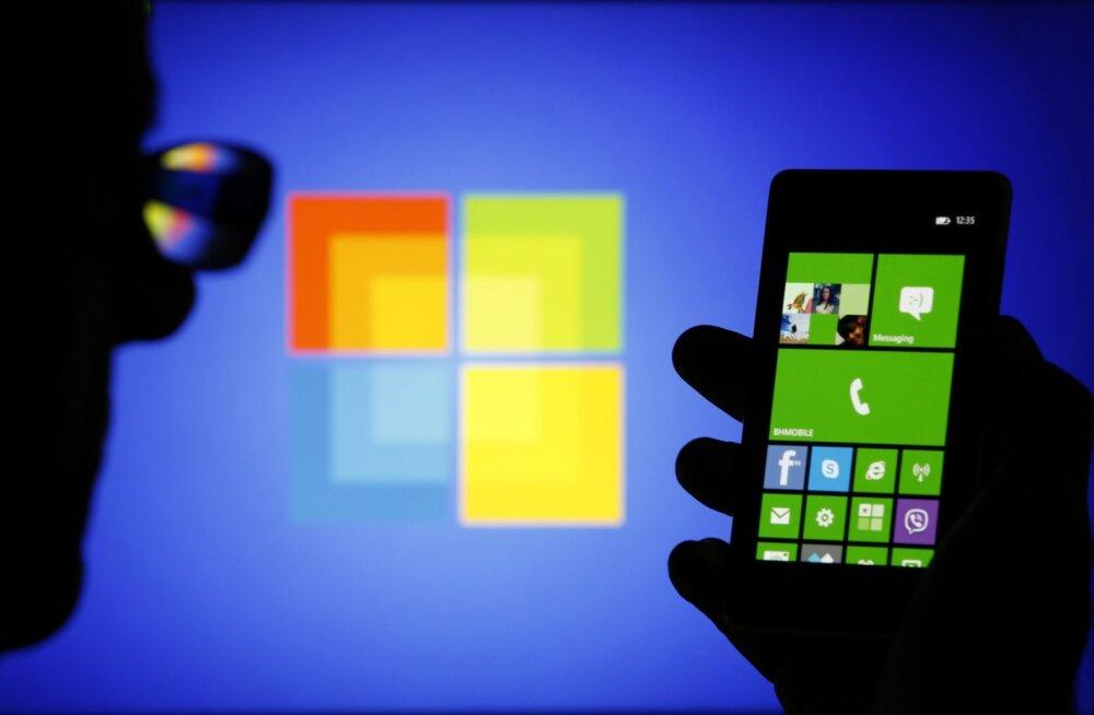 Microsoft hülgab mõned äpid, aga sellest pole midagi