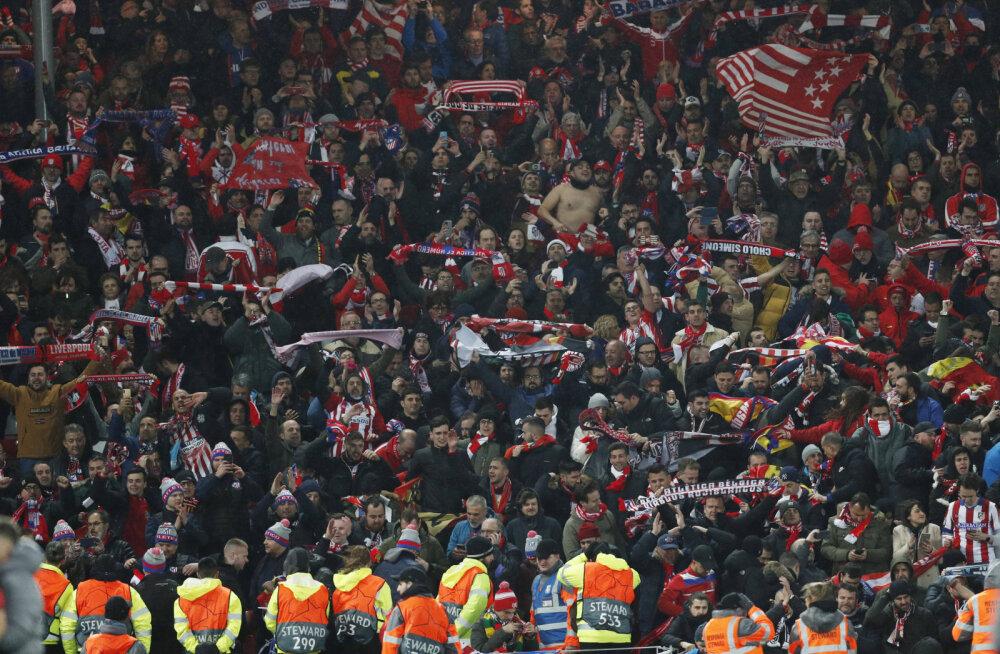 Liverpooli linnapea enam kui 52 000 pealtvaataja ees peetud kohtumisest: selle korraldamine oli viga