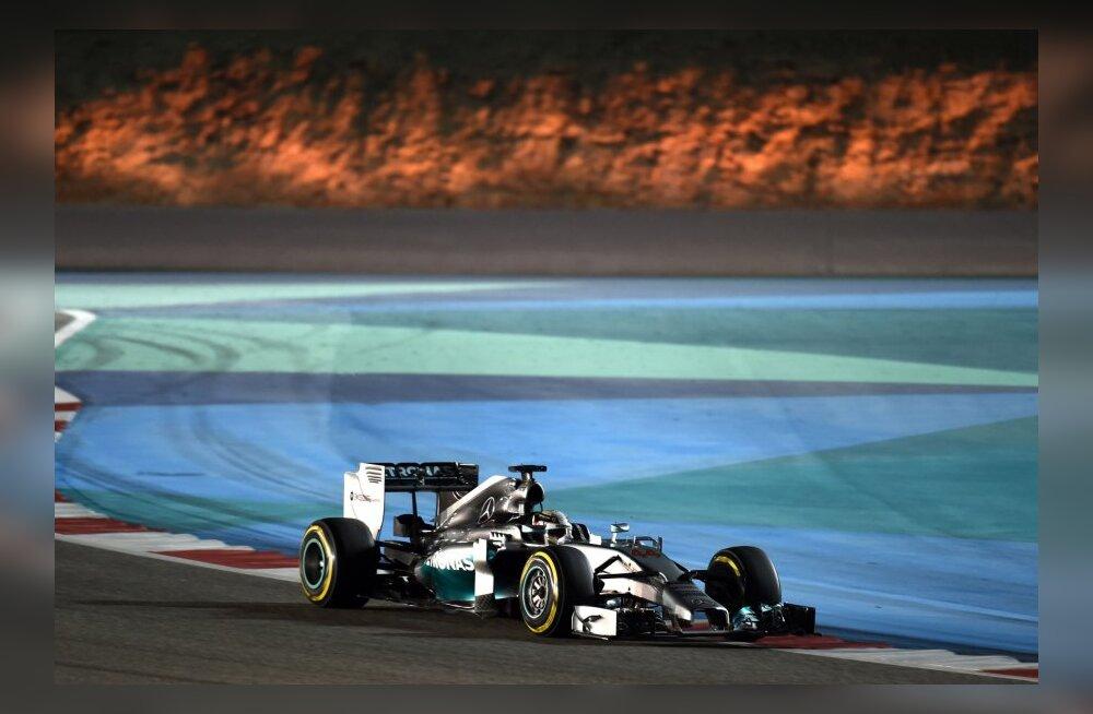 Vormel 1 klassi maailmameistrivõistlustel teeb ilma Mercedese turbonipp