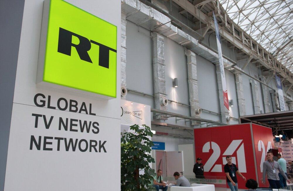 Минфин Британии подтвердил закрытие счетов RT
