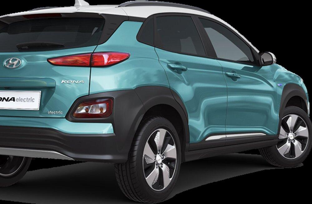 """PROOVISÕIT   Elektriline Hyundai Kona <span class=""""st"""">–</span> kahel korral ootamatu"""