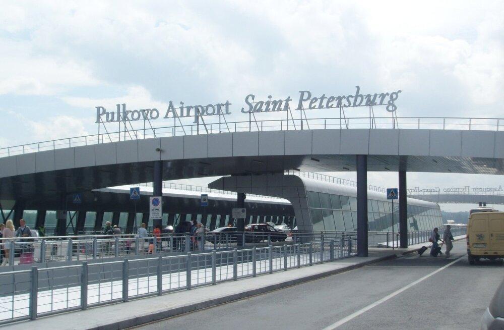 Новые воздушные ворота Санкт-Петербурга