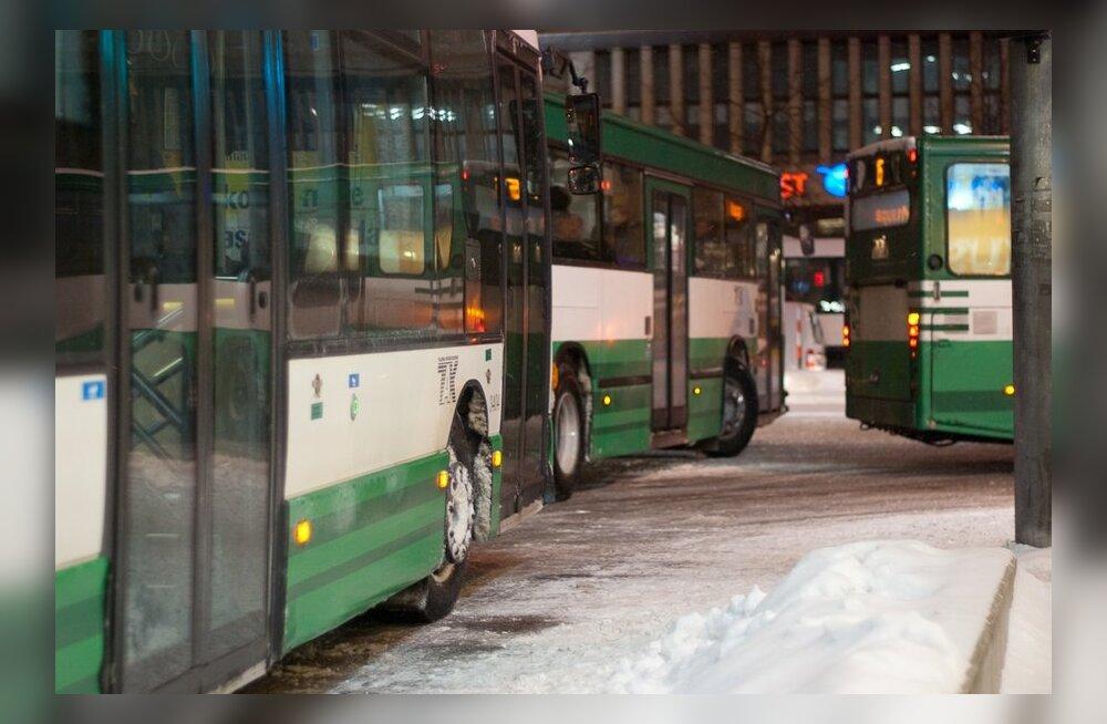 Tallinna ühistranspordi streik toimub 75-protsendilise kindlusega