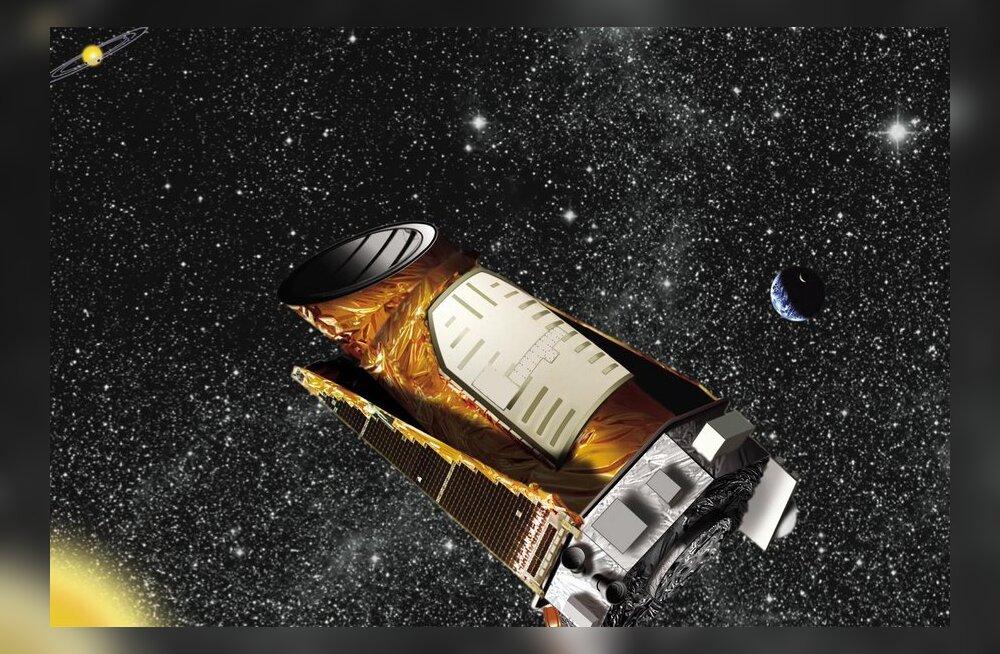 RIKE KOSMOSES: Kepleri missioon võib enneaegselt lõppeda