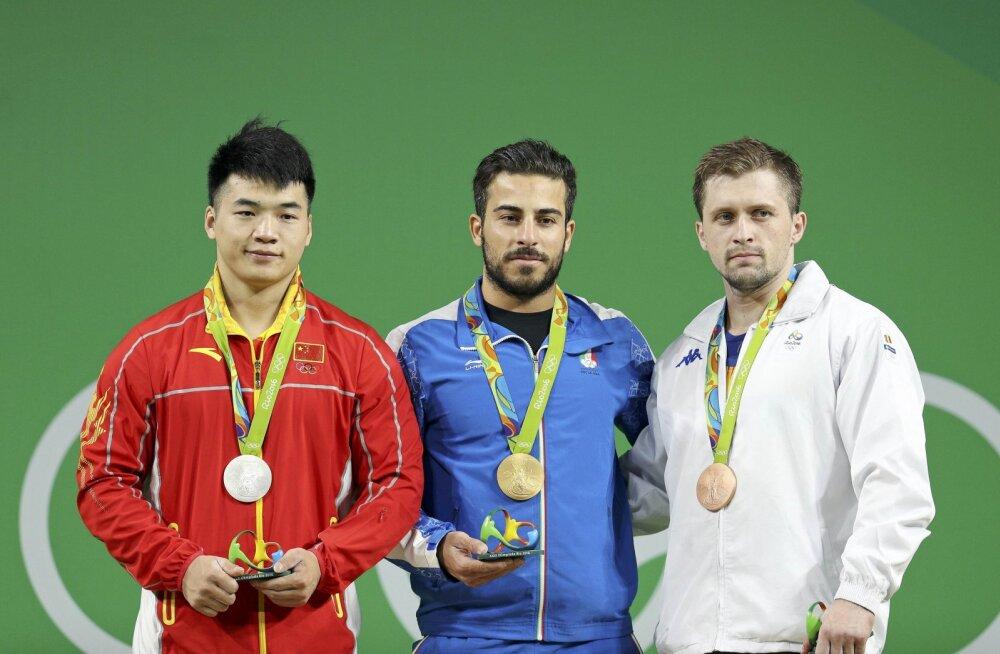Kahelt dopingupatuselt võeti Rio olümpia medal