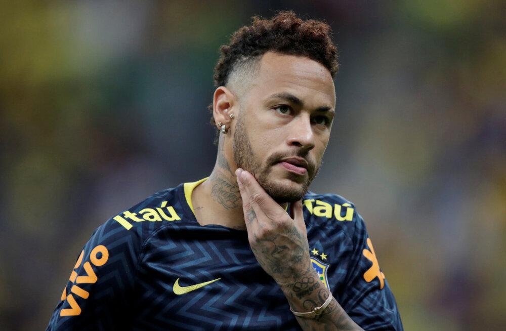Neymar soovib PSG-st lahkuda: tahan minna tagasi koju, kust ma poleks pidanud ära tulema