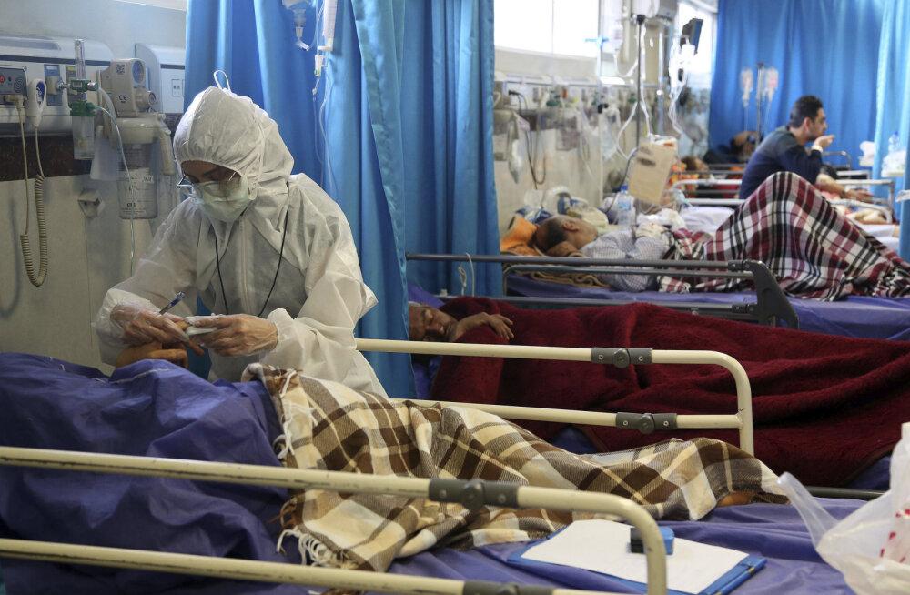 Iraanis on 36 inimest surnud mürgise alkoholi joomise tõttu, mis pidi väidetavalt aitama koroonaviiruse vastu