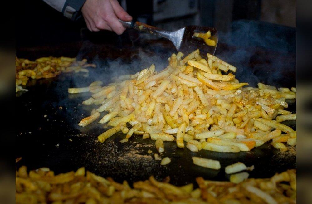 Vabaduse kartulite õlijääkidest on saanud varguste objekt