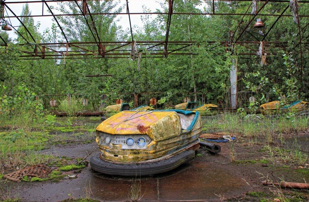 Põnevad elamused reaalajas | Ekskursioon Tšornobõli tuumajaama ümbruses või personaaltrenn olümpiasportlasega — valik on sinu!