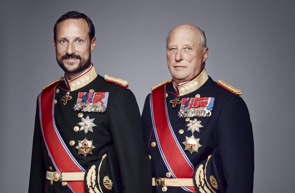 Norra kuninga Harald V haiguse tõttu on Eestis viibiv kroonprints Haakon praegu regent