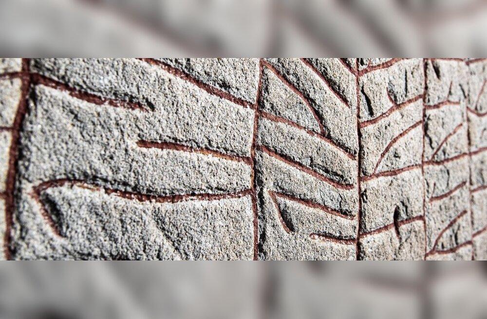 Halvad ended: see 9. sajandist pärinev ruunikivi hoiatas kliimakatastroofi eest