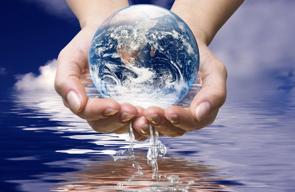 Täna on rahvusvaheline veepäev