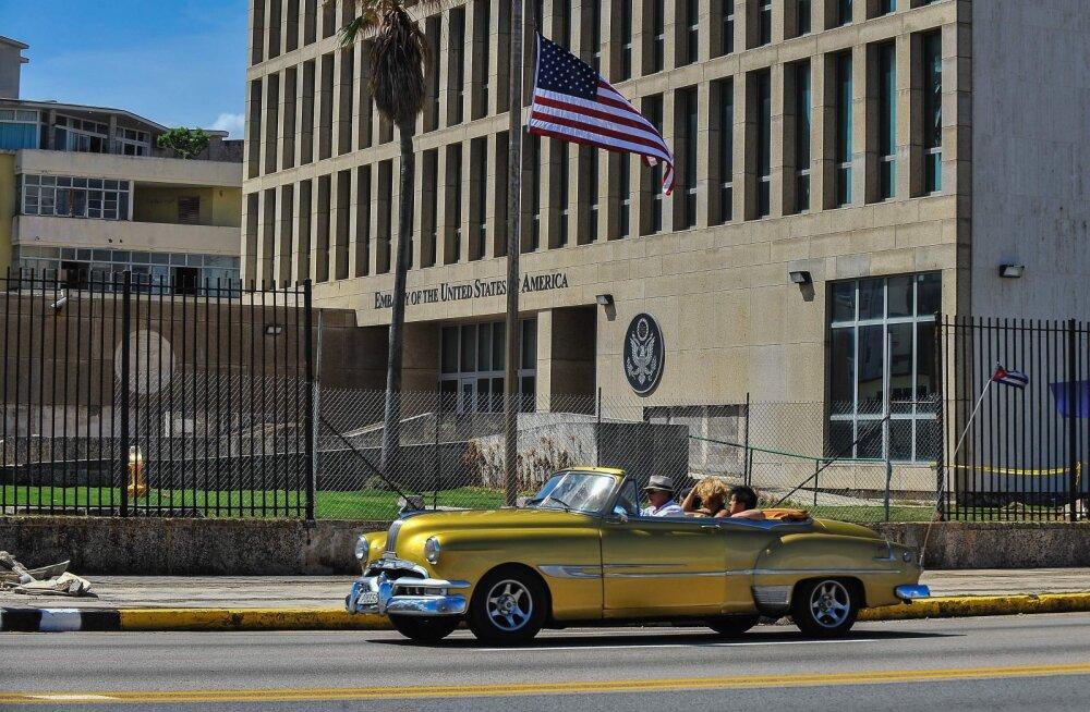 Magnetresonantsuuring näitas, et USA diplomaatide ajudega juhtus Kuubal midagi