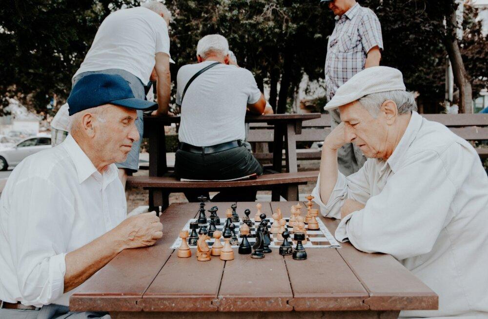 Vanem põlvkond muutub üha vitaalsemaks