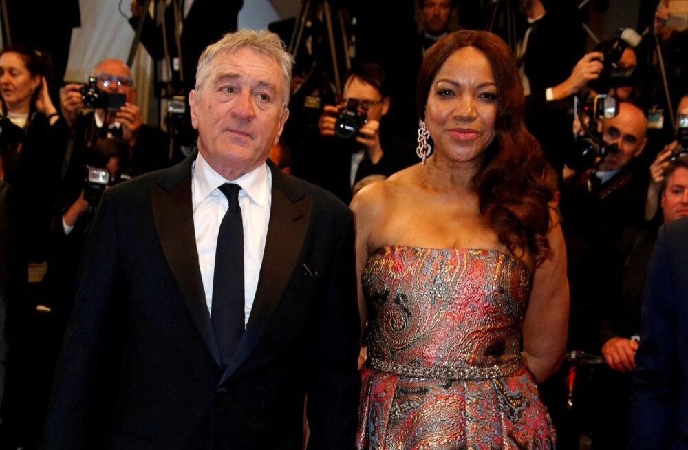 Robert De Niro lahutab 20 aastat kestnud abielu