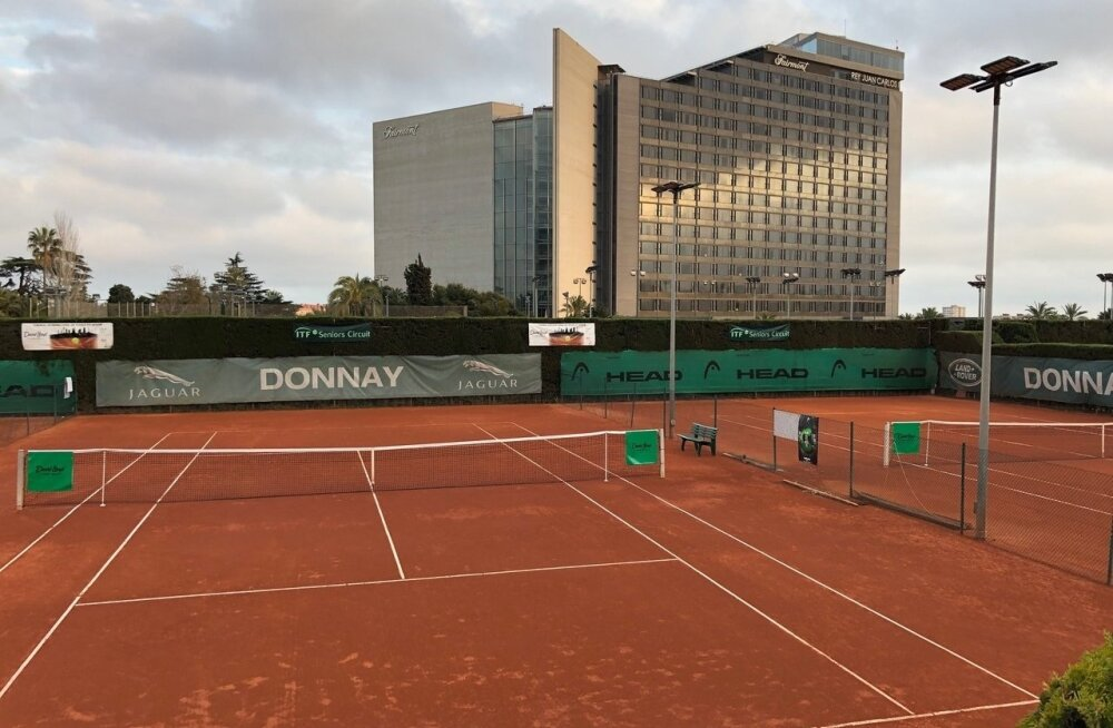 David Lloyd Club Turo Barcelona
