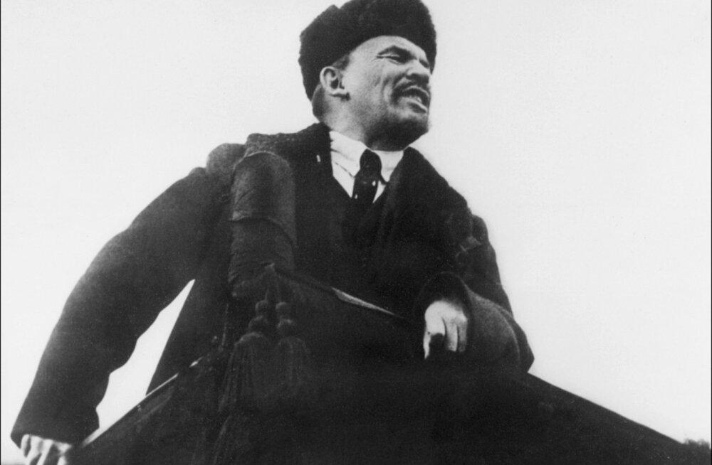 KATKEND VÄRSKEST RAAMATUST | Kuidas sakslased Lenini Venemaale saatsid ja Eesti agent teda toetas, 1. osa