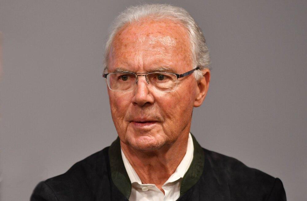 Arstid kardavad Franz Beckenbaueri elu pärast