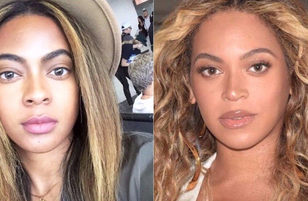 FOTOD | See Beyoncé teisik on nii tõetruu, et superstaari fännid ajavad teda tänava peal lausa taga