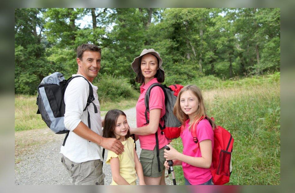 Kõige tavalisemad tervisehädad lastega reisides ja kuidas neist jagu saada