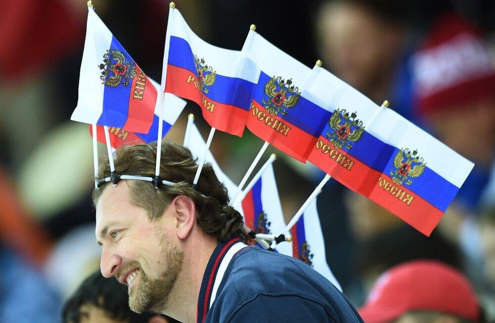 Venemaa delegatsioon võib siiski ühes kohas taliolümpial lippe lehvitada