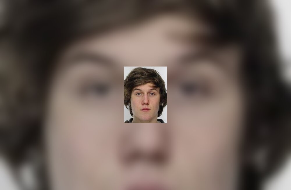 Politsei otsib Tallinnas kadunud 19-aastast Brandon-Enricot