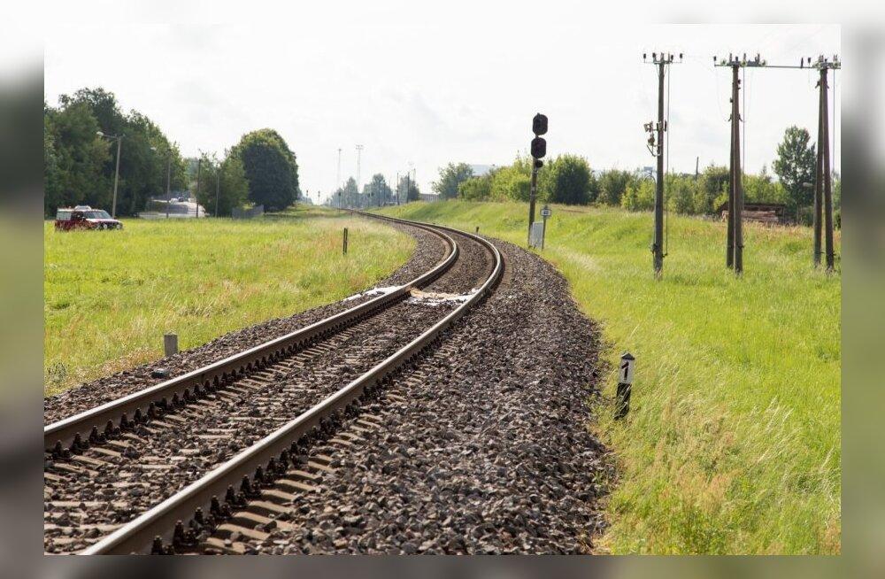 Puhka ohutult: rong ei anna kellelegi teed