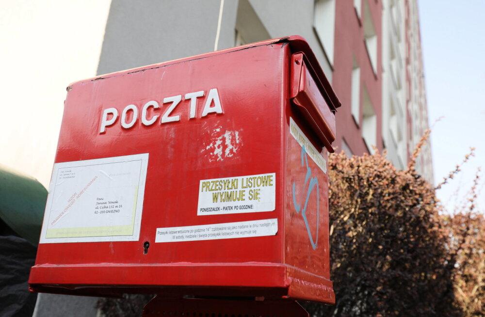 Euroopa Liidule teeb muret Poola otsus korraldada presidendivalimised mais posti teel
