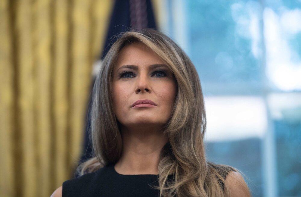 FÄNNID MARUS: Miks jäeti Melania Trump stiilseimate staaride edetabelist välja?