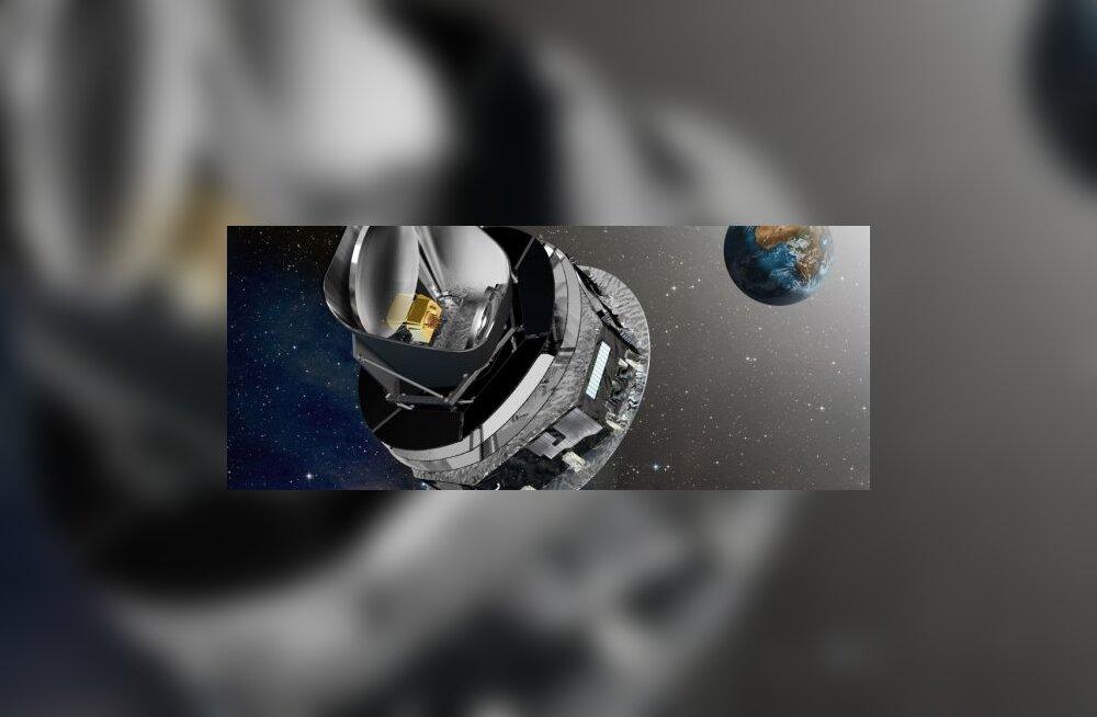 Kosmoselaev hakkab kaardistama kosmilist kiirgust