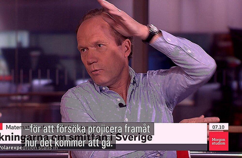 Ülikooliprofessor tunnistab, et Rootsi karjaimmuunsuse strateegia põhines valearvutusel