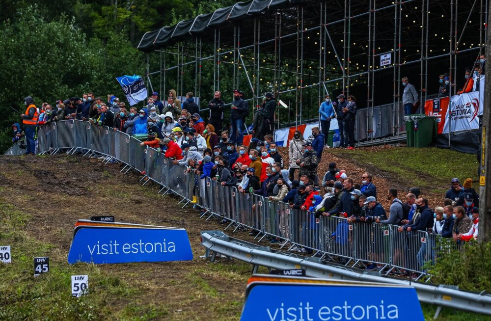 Rally Estonia 2020 SS2 ja SS4