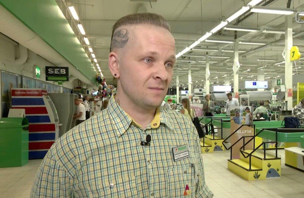 VIDEO | Prisma töötaja Fridrix ööpäevaringselt avatud poest: see mõjub tervisele ka!