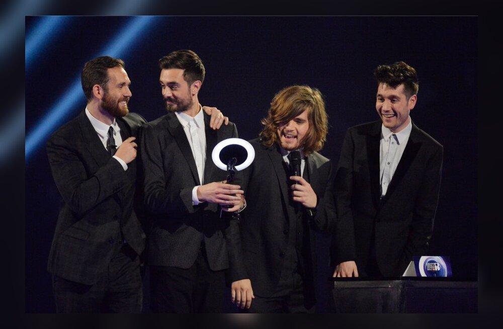 Brit Music Awards 2014 muusikaauhinnad